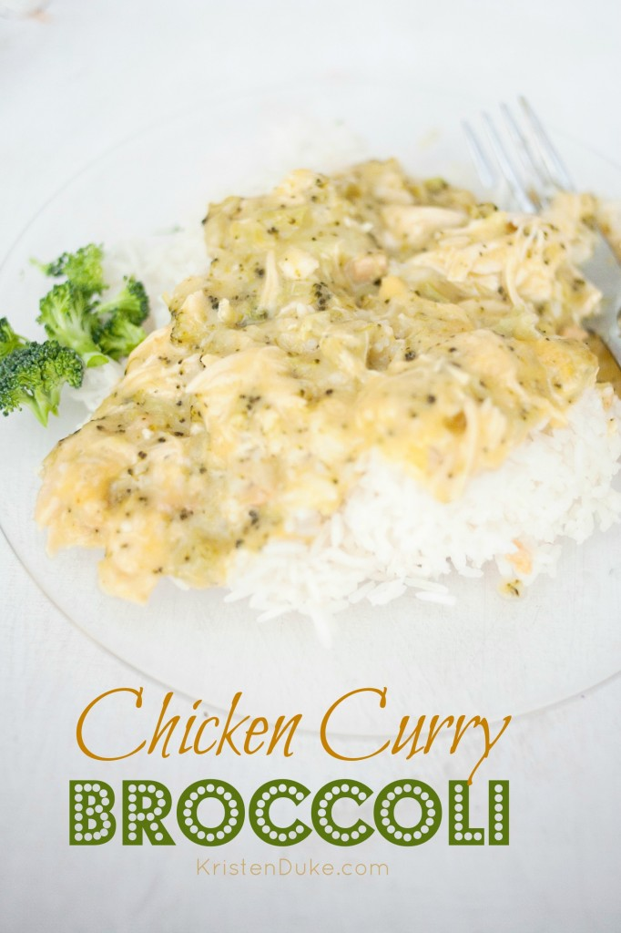 chicken curry broccoli recipe