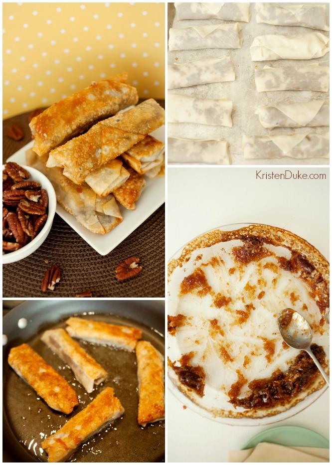 pecan pie dessert recipe