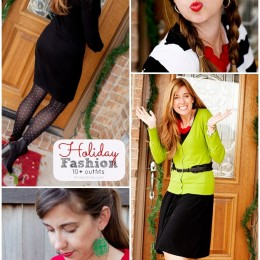 Christmas Holiday Fashion