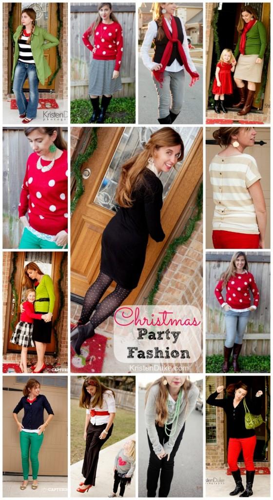 Christmas Party Fashion