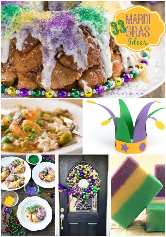mardi gras kids party ideas