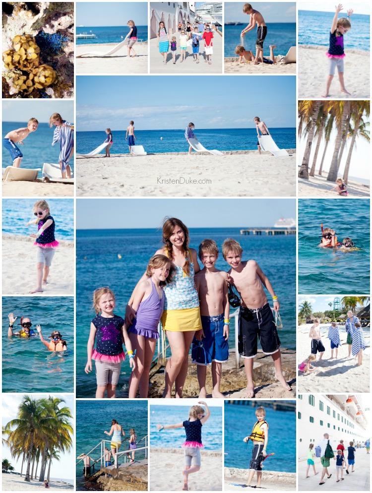 Cozumel Mexico Beach