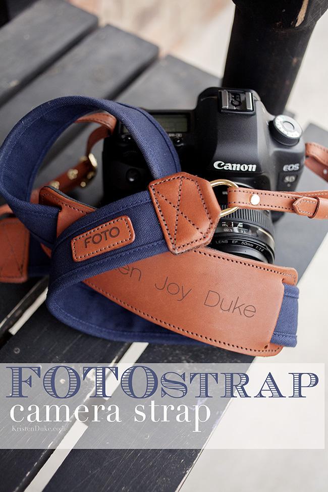 FOTOstrap camera strap