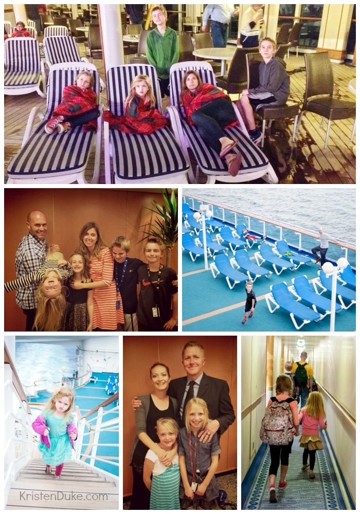 Family Cruise tips