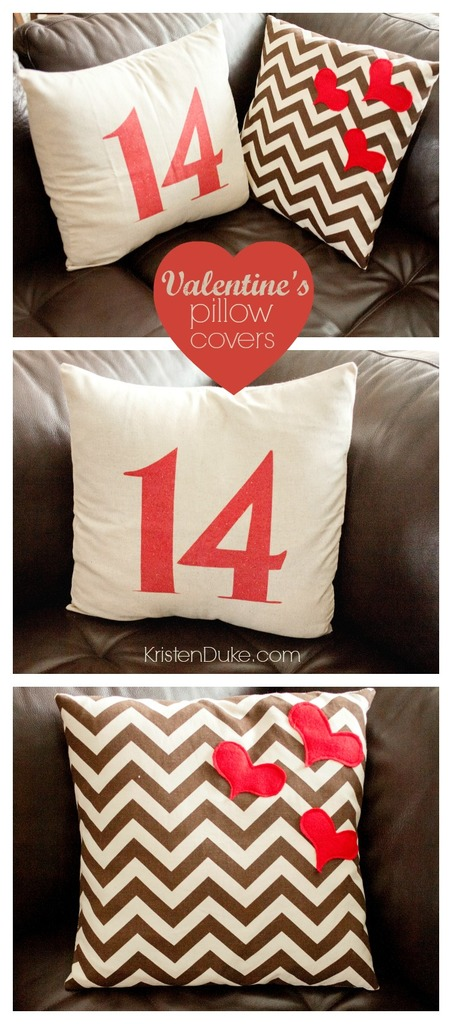 Valentine S Pillow Covers
