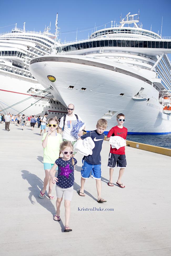 cruise ship excursion to cozumel mexico