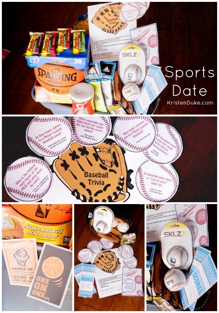 sports date