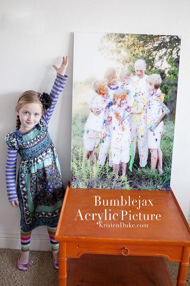 Bumblejax Acrylic Picture