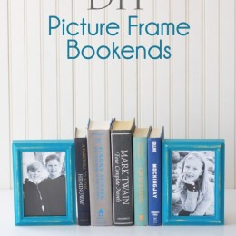 DIY-Picture-Frame-Bookends-e1391625467362