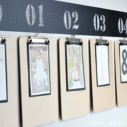Fun-way-to-display-year-by-year-kids-photos-via-designdininganddiapers.com_