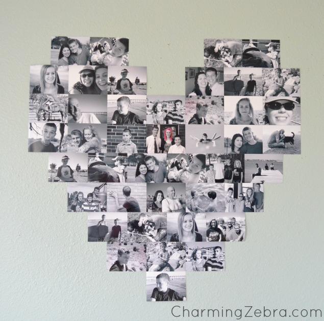 everyday pictures displayed. Black Bedroom Furniture Sets. Home Design Ideas