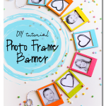 photo frame mini banner tutorial