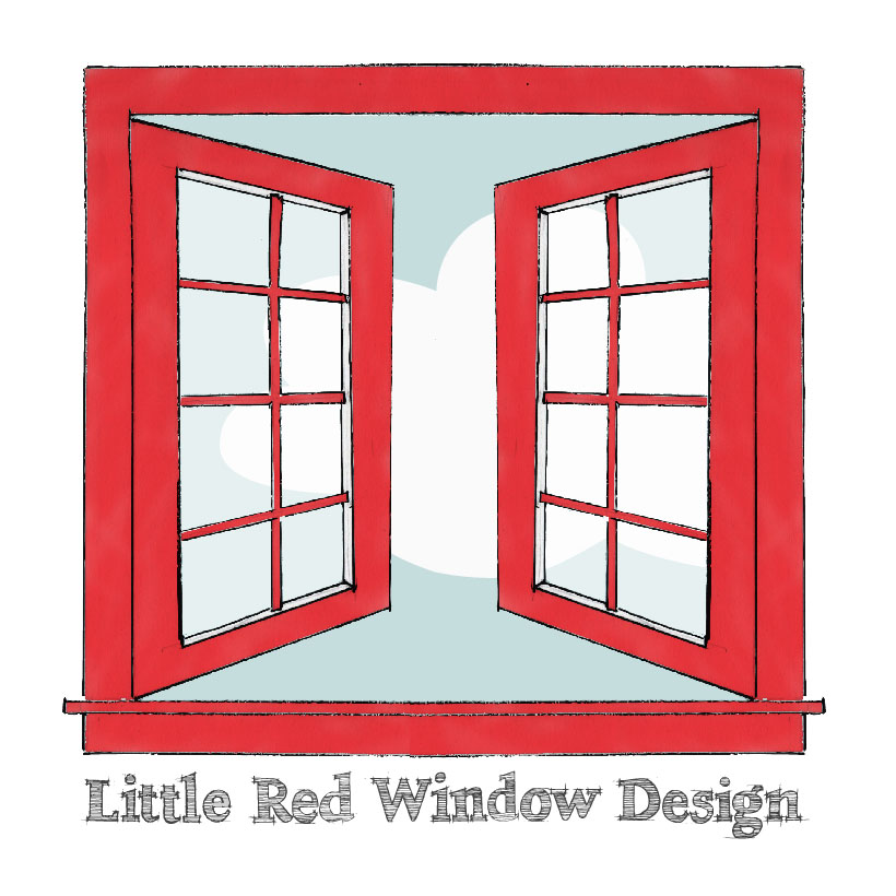 Little Red Window Design