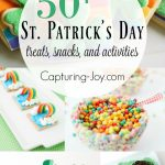 50+ St. Patrick's Day treats, snacks and activities