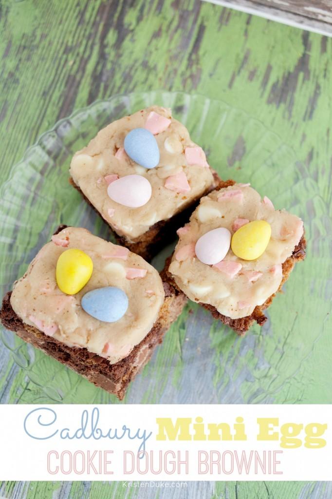 Cadbury-Mini-Egg-Cookie-Dough-Brownie