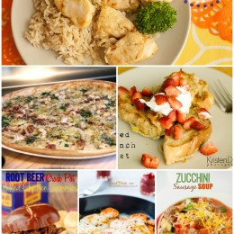 Family Meal Plan #5 by KristenDuke.com