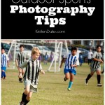 Outdoor Sports Photography Tips