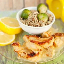 Parmesan Lemon Chicken