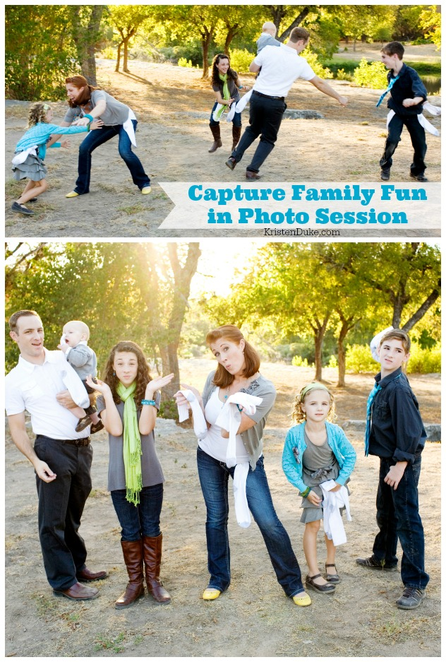 Photo session Family Fun