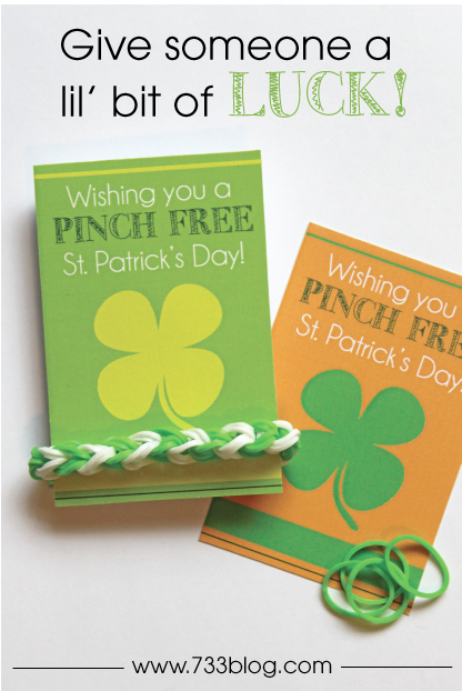st patricks day printable