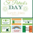 St. Patricks Day Lunch Jokes for Kids