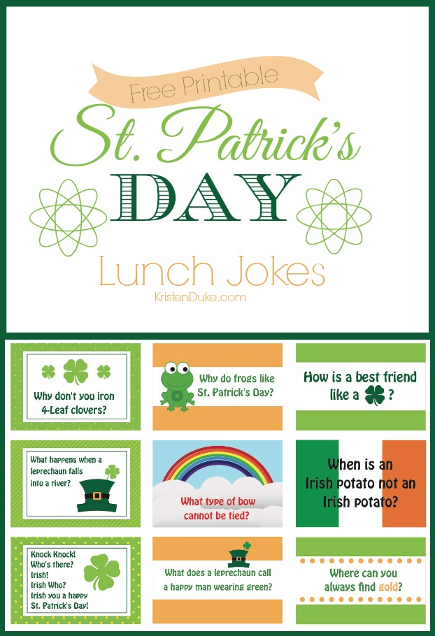 st patricks day jokes