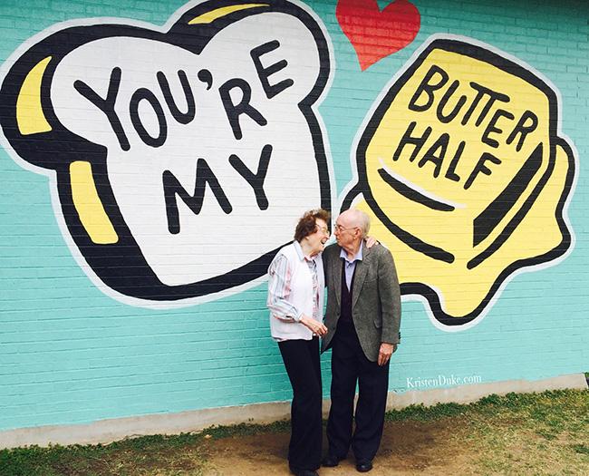 You're My Butter Half by KristenDuke.com