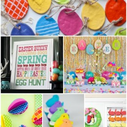 bright easter ideas