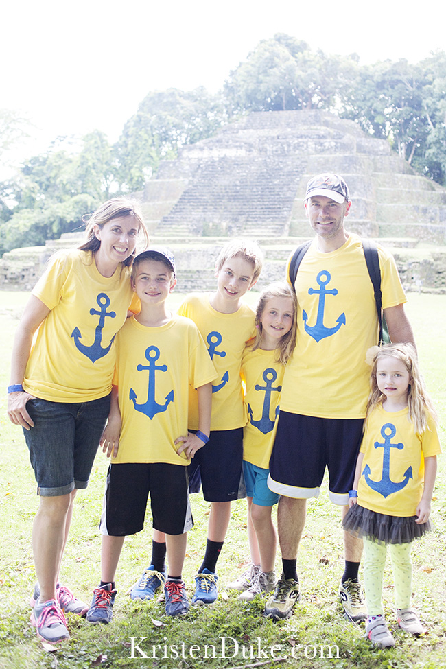 matching anchor shirts