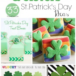 rainbows and clovers st. patricks day ideas