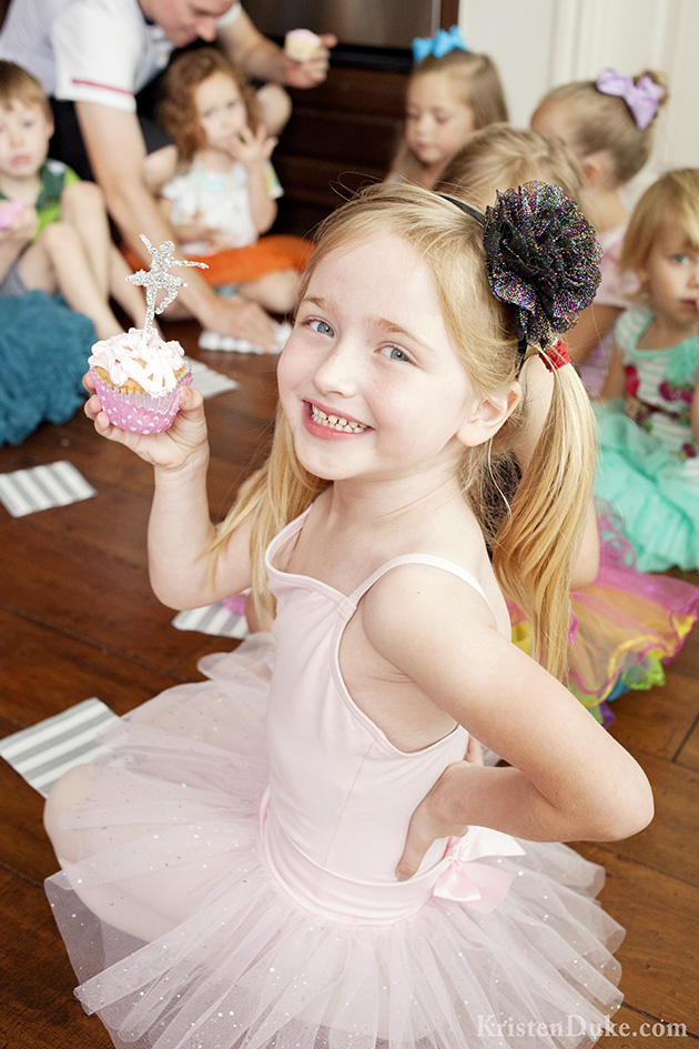 Ballerina BIrthday Girl