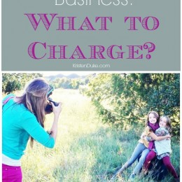 How to start a photography business: What to Charge