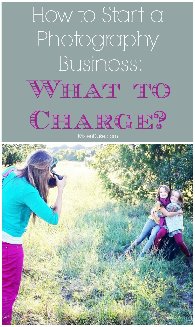 How To Start A Photography Business What To Charge
