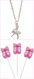 ballerina party gifts