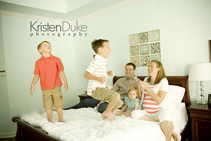 Natalie's family