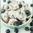 Blueberry Yogurt Protein Bites