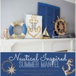Anchor Life Preserver Art