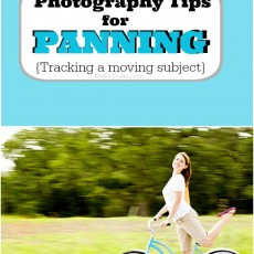 photo tips for blurry subjects