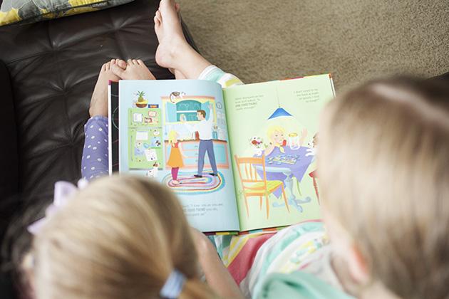 teaching children service