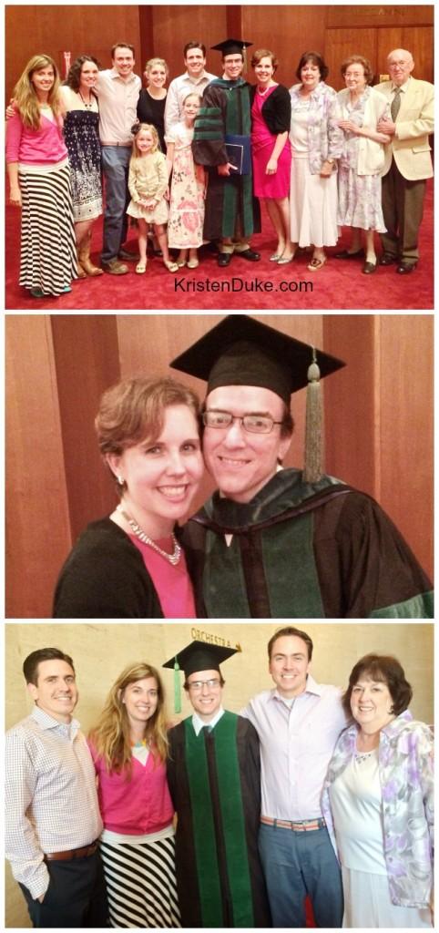 medical school graduation