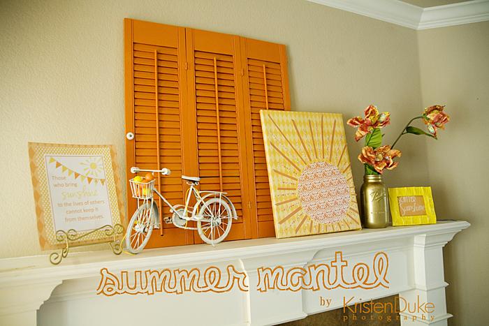 orange-summer-mantel