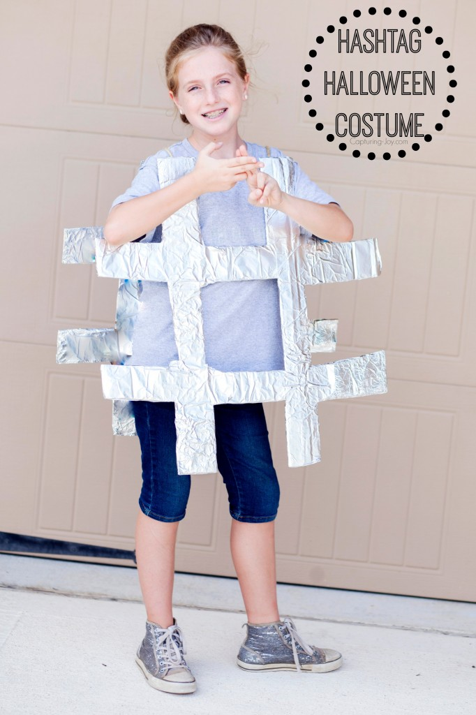 DIY handmade costume