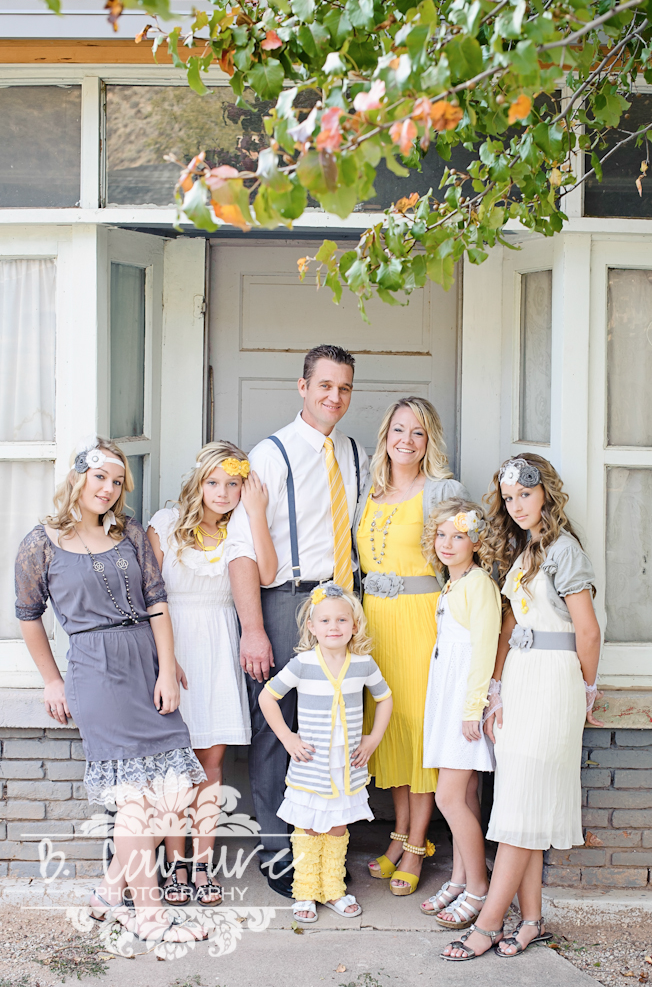 family picture clothes by color series yellow capturing joy with kristen duke. Black Bedroom Furniture Sets. Home Design Ideas