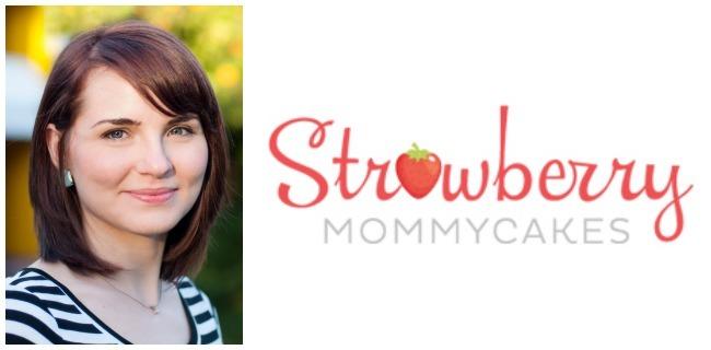 Strawberry Mommycakes