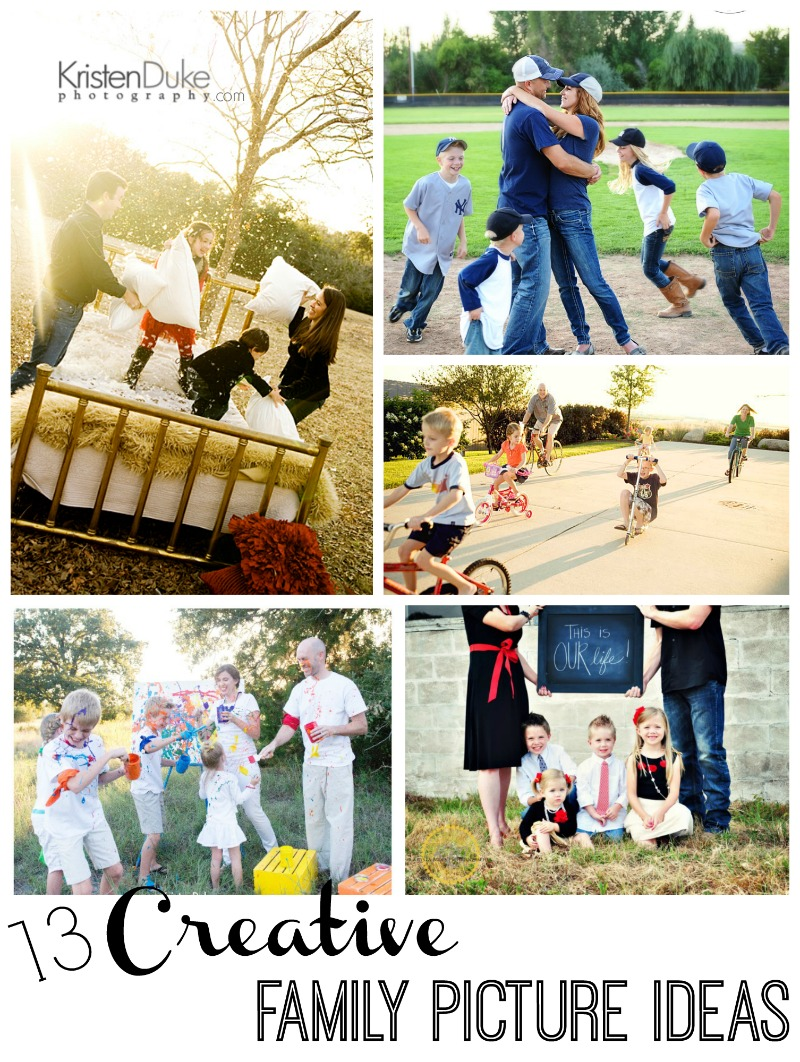 13 creative family picture ideas capturing joy with for Family of 4 picture ideas