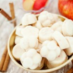 How to Make Apple Cinnamon Yogurt Bites