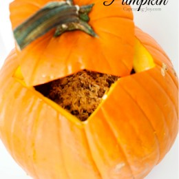Fun and easy Halloween family dinner