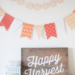 Printable Fall Banners
