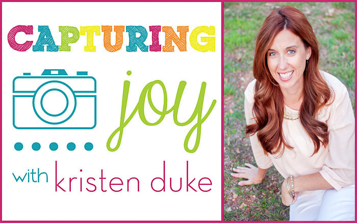Kristen Duke Logo and Headshot
