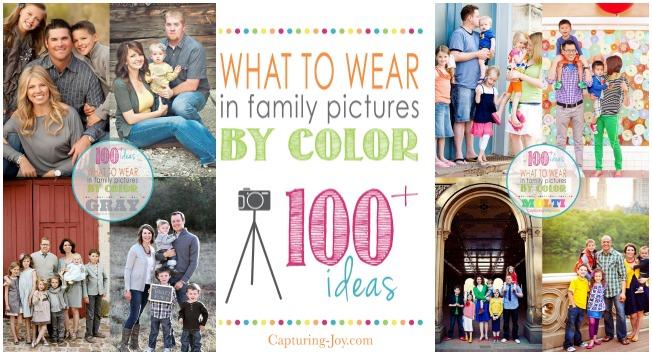 Taking Family photos